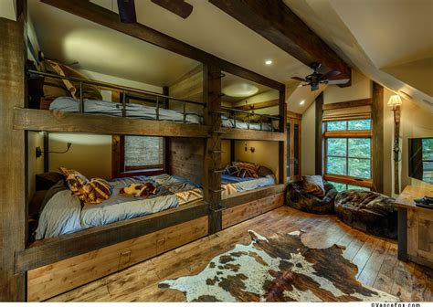 Rustic Cabin Bedroom Decorating Ideas - Elitflat