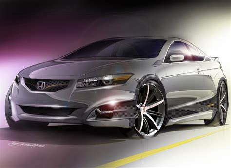 honda accord coupe hf  concept pictures history