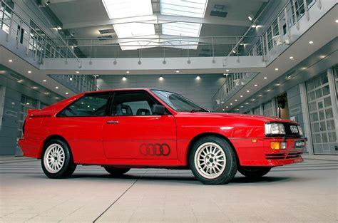 Audi Quattro 1980 1991