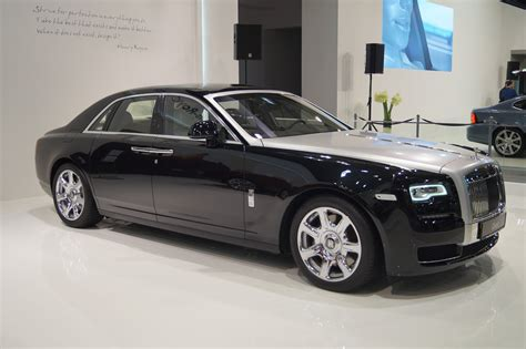 roll royce ghost rolls royce ghost full hd