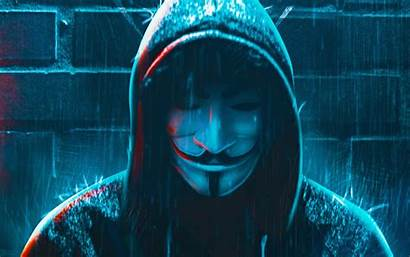 Anonymous Hacker 4k Mask Resolution Wallpapers Background