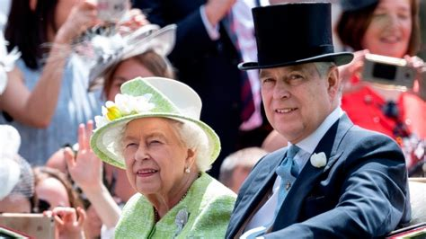 Queen cancels Prince Andrew's birthday party over Epstein ...