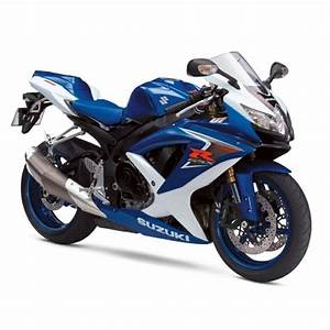 Suzuki Gsx-r600  2008-2009    Repair Manual