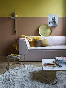 Table Basse Cuivre Rose : 1001 id es d co pour illuminer l 39 int rieur avec la couleur ocre ~ Melissatoandfro.com Idées de Décoration