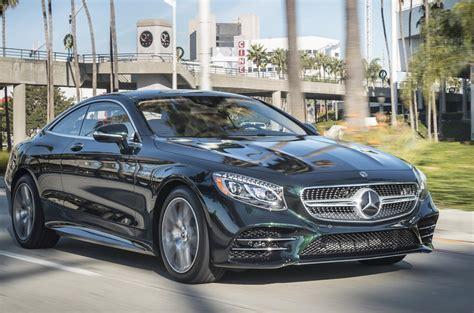 Mercedesbenz S560 Coupé 4matic 2017 Review Autocar