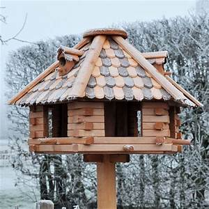 Bootslack Für Holz : vogelhaus herbstlaub standfu gro ~ Orissabook.com Haus und Dekorationen