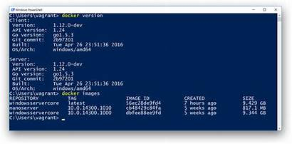 Docker Windows Vm Version Tp5 Setup Local