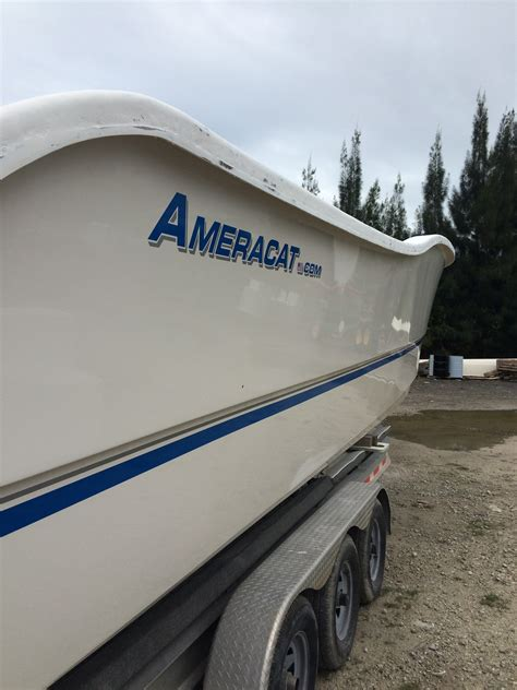 Ameracat Boats by Ameracat 31 Build Thread The Hull Boating And