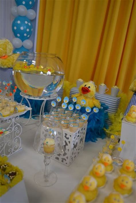 Rubber Ducks Baby Shower Party Ideas  Party Animals