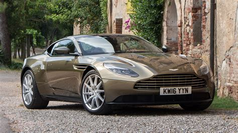 2017 aston martin db11 first