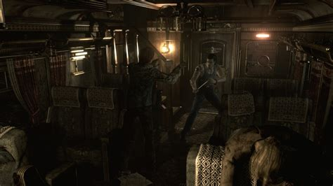 Resident Evil 0  Prototype To Hd Remaster Video Comparison