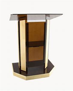 Wood Acrylic Church Conference Lectern Pulpit School