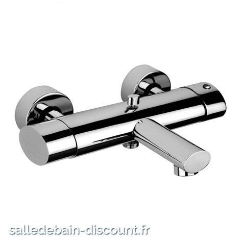 Gessi Robinet by Gessi Ovale 21611 Mitigeur Thermostatique Bain