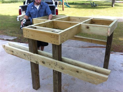 portable shooting table building a shooting bench ideas shooting