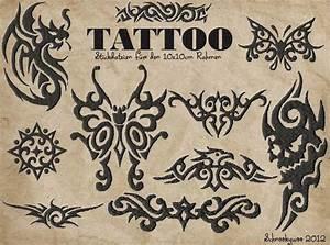 Gutschein fur ein tattoo ihr kreativen ideen gesucht for Tattoo gutschein basteln