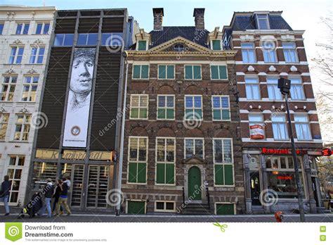 chambre de commerce pays bas musée de chambre de rembrandt à amsterdam pays bas