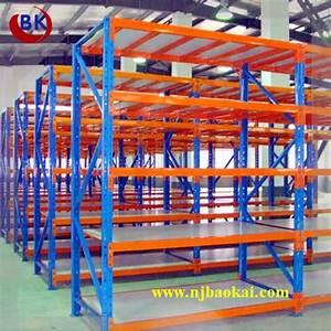 Bleu Et Orange : ce approuv bleu et orange couleur metal tag re rack pour solution industrielle entrep t ce ~ Nature-et-papiers.com Idées de Décoration