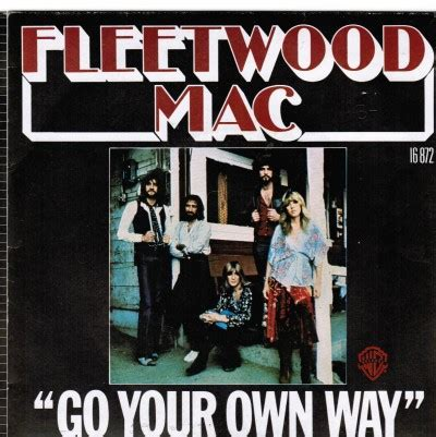Five Good Covers Go Your Own Way (fleetwood Mac) » Cover Me