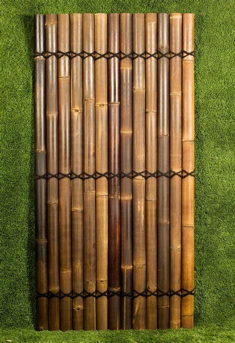 pictures of bamboo fences bamboo fencing