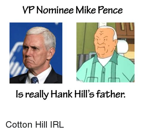 Pence Memes - pence is cotton hill tigerdroppings com