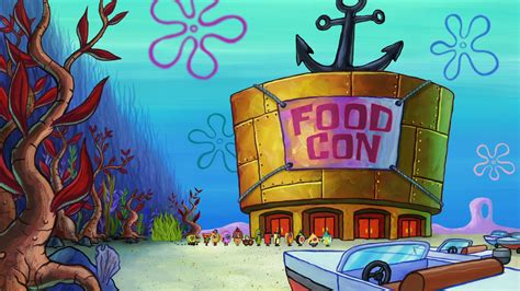 spongebob cuisine food con encyclopedia spongebobia fandom powered by wikia