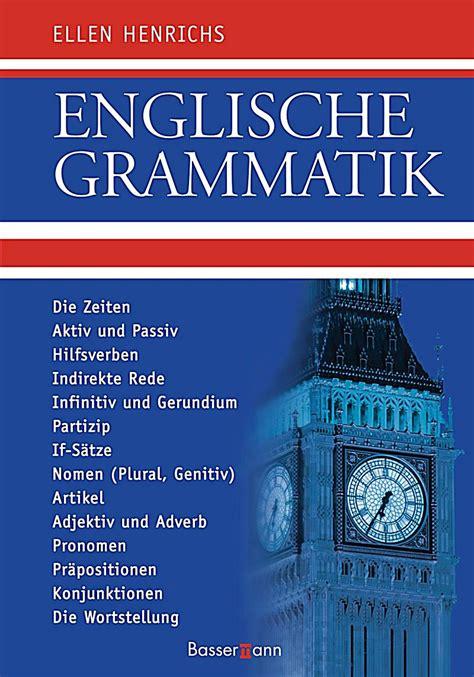Englische Grammatik ebook jetzt bei weltbildde