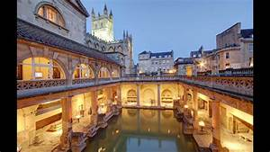 City Of Bath England Uk