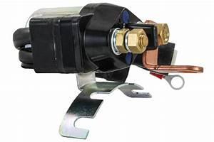 New Smart Start Solenoid Fenner Stone 12  24v Watertight Connections 9v Shutdown
