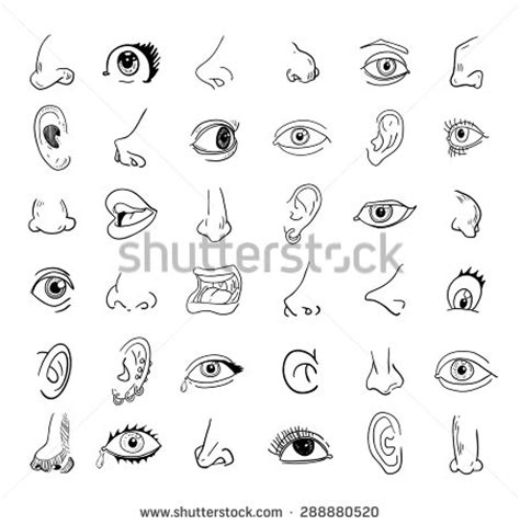 eyes nose   mouth clipart   cliparts  images  clipground
