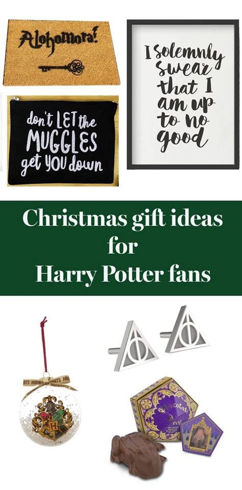 30 christmas gift ideas for the harry potter fan in your