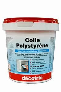Colle Pour Polystyrène Extrudé : solemur colle polystirene ~ Melissatoandfro.com Idées de Décoration