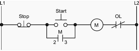 How Wire Start Stop Station Controlling Volt