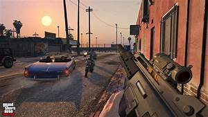 Grand Theft Auto V For Xbox One Review Rating