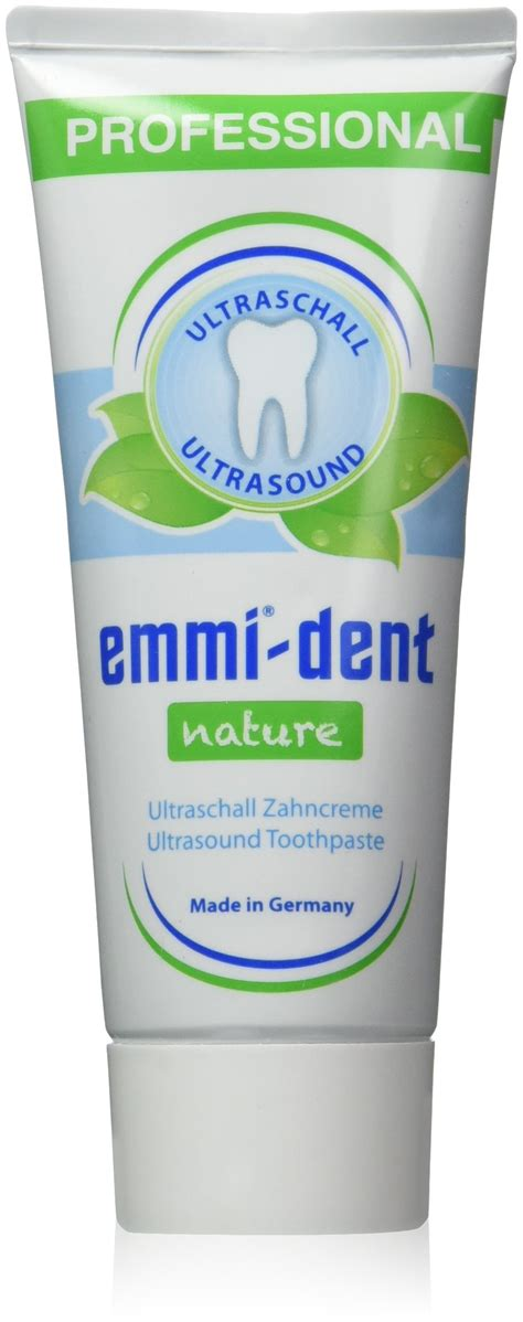Amazon.com: NEW Emmi-dent Professional 6 Ultrasound