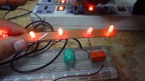 como hacer una luz de emergencia cacera con cargador de celular facil c 243 mo se hace