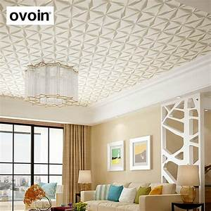 Statement Modern 3d Ceiling Wall Paper Walls Gray Textured