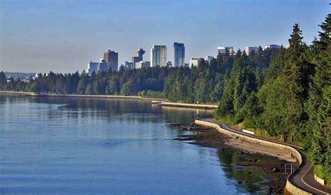 vancouver stanley park bc visit canada place island granville
