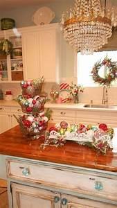 33, Awesome, Christmas, Theme, Kitchen, Decor, Ideas
