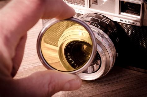 photo yashica filter camera vintage  image