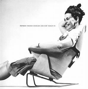Sessel Ray Und Charles Eames : 15 cosas que nos ense aron charles y ray eames metalocus ~ Michelbontemps.com Haus und Dekorationen