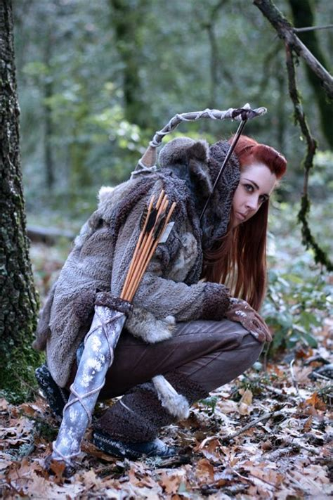 picture  wildling cosplay girl kissed  fire