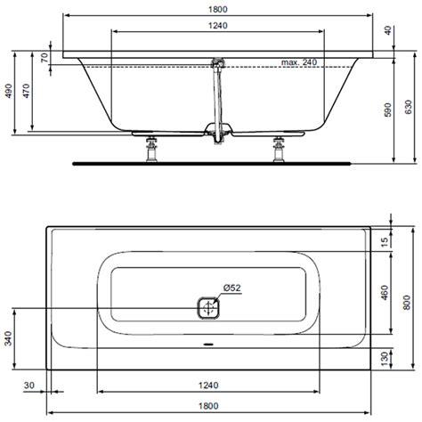 Badewanne Maße Standard Gispatchercom