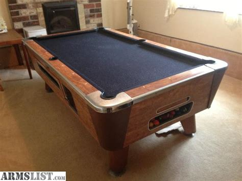 Armslist For Sale Trade Valley Pool Table For Sale Or Trade