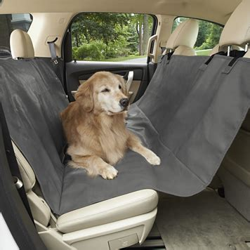 dog hammock seat cover leather car hammock orvis