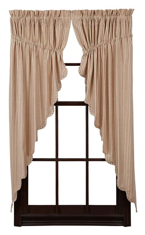 33 best Primitive & Country Inspired Prairie Curtains