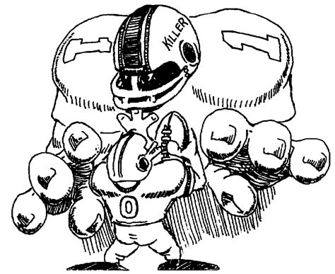Free Football Cartoon Images Download Free Clip Art Free