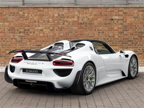 See more ideas about porsche 918, porsche, super cars. 2014 Used Porsche 918 Spyder Spyder Pdk | White