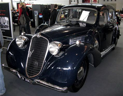 1938 Alfa Romeo 6c 2300 B Corto Related Infomation