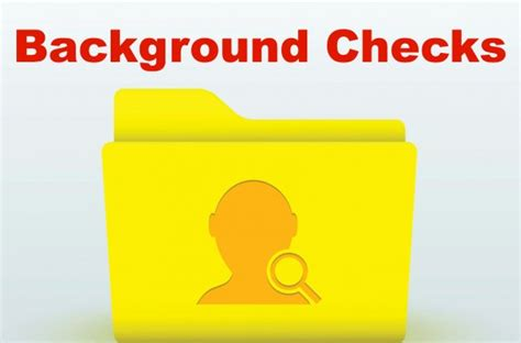 Renters Background Check Landlords Always Conduct A Background Check On Your