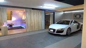 Garage Audi 92 : 100 ultimate dream car garages part 2 secret entourage ~ Gottalentnigeria.com Avis de Voitures